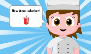 Unlock new items!