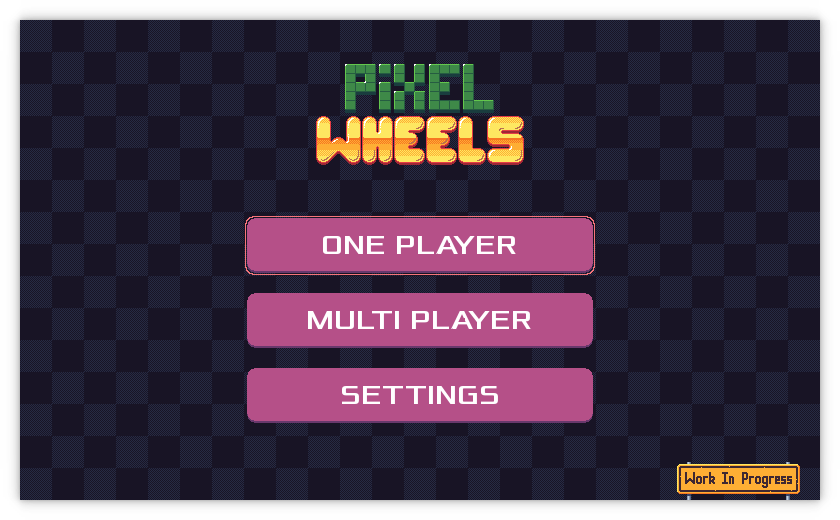 Pixel Wheels